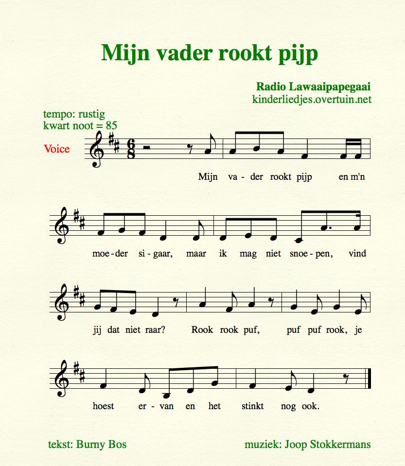 Super Kinderliedjes Radio Lawaaipapegaai (I-N) - peuterliedjes  #VJ83
