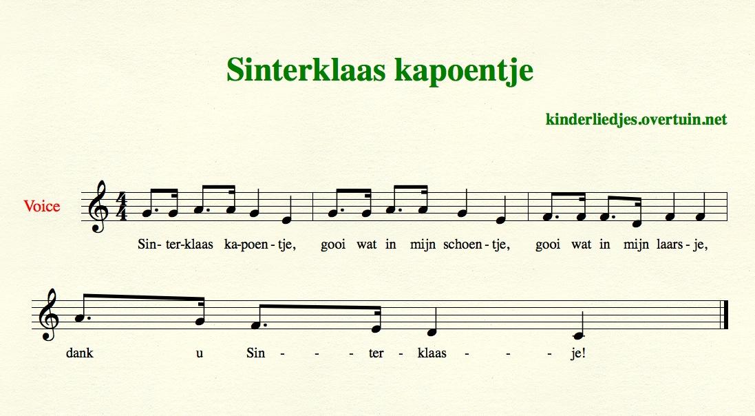 Zeer Index of /bladmuziek-sinterklaasliedjes OM78